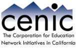 CENIC: The Corporation for Education Network Initiatives in California