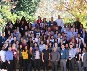 The 1st Annual CCC Starfish Users Group Summit was held Dec. 11-12, 2017, at Crafton Hills College, Yucaipa, Calif.