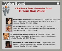 The Wimba Voice Board