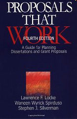 Proposals That Work, 4th ed.;  Lawrence R. Lock