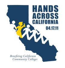 Hands Across California   04.17.2011   Benefiting California Community Colleges