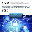 CISOA/3CBG 2017 Conference: Security Student Information