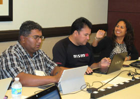 Faculty Collaborate On Common Assessment Tool Techedge