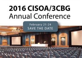 2016 CISOA/3CBG Annual Conferenec