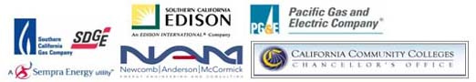 CCC/IOU Energy Efficiency Partnership Members